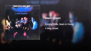 Provided to YouTube by Warner Music Group Black Queen (Live) · Cros...