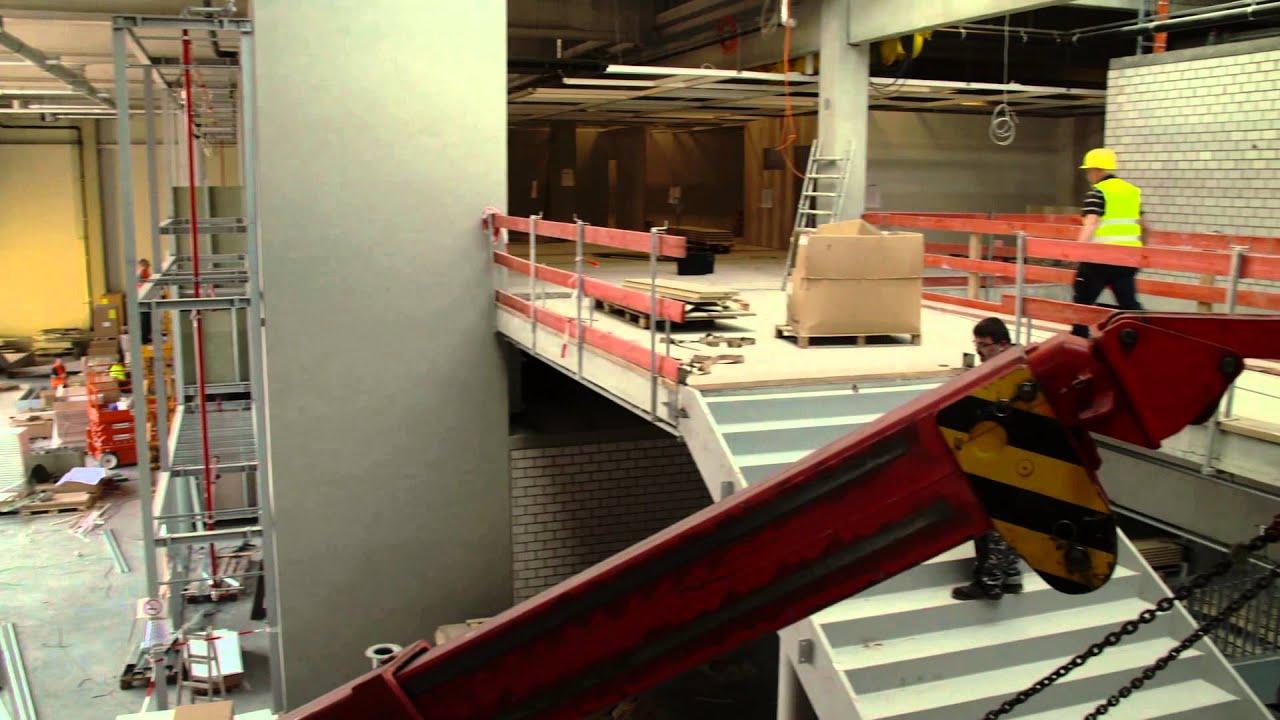ikea kaiserslautern 50 ikea haus in deutschland kurz vor er ffnung youtube. Black Bedroom Furniture Sets. Home Design Ideas