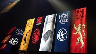 Game of Thrones Live - Characters Montage - HD - The Forum Inglewood