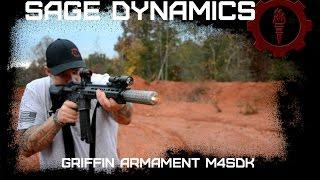 griffin armament m4sdk suppressor