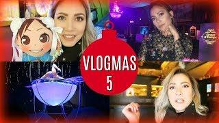 Alles nur das nicht, Dinner Show & Chun Li! | VLOGMAS 2017