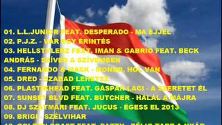 MY HUNGARIAN TOP 10 MIX VOL. 7 (MIXED BY DJ CSUCSU) PROMO!