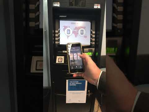 HSBC PreStage ATM Transaction