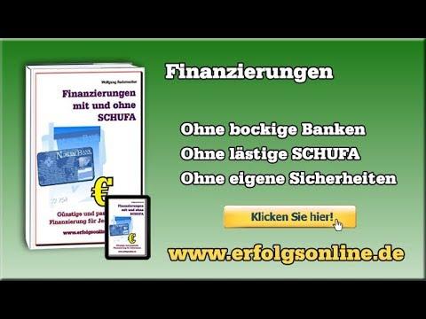 Kredit ohne Bank ▷ Sofort Geld leihen von privat mit »Finanzierungen mit und ohne SCHUFA«