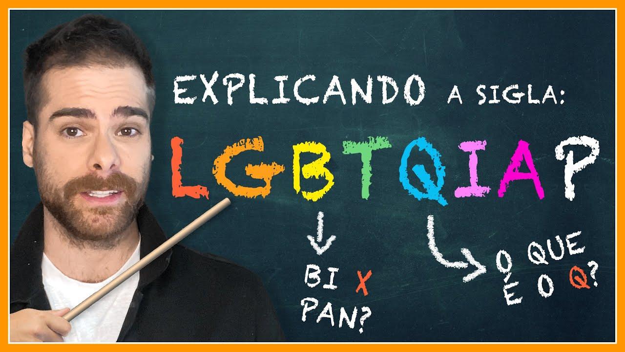 LGBT? LGBTQIA+? Qual a sigla LGBT correta? Explicando cada letra! - Põe Na Roda