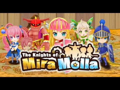 The Knights Of Mira Molla IOS / Android Gameplay Trailer HD