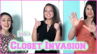 Fashionistas And Margaritas Jade s Closet Invasion