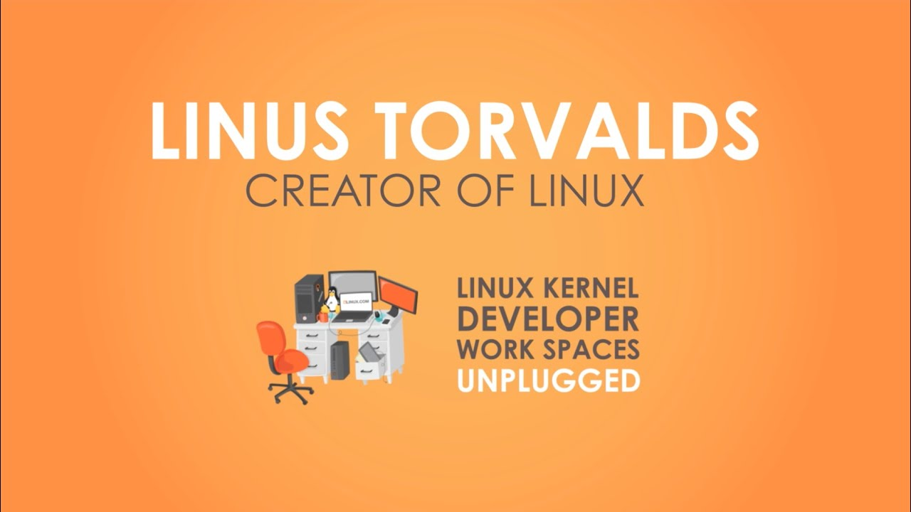 Linus Torvalds takes a break from Linux