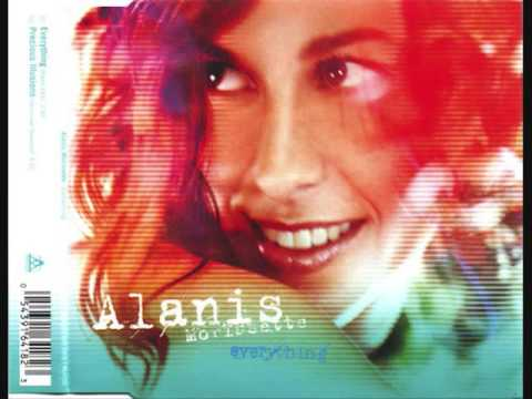 Alanis Morissette : Everything  -  Radio Edit (2004)