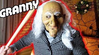 Granny в РЕАЛЬНОЙ ЖИЗНИ