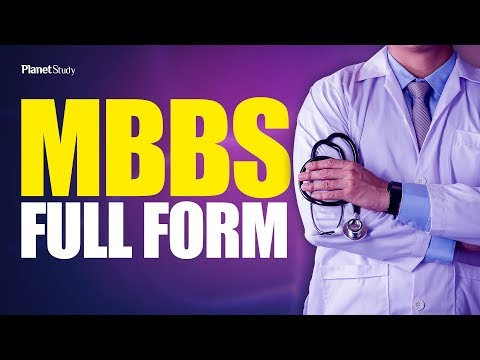 MBBS Full Form | Full Form of MBBS | How to Become a Doctor | MBBS FULL FORM IN MEDICAL