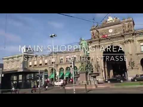 Zürich (City in Switzerland) Travel Guide