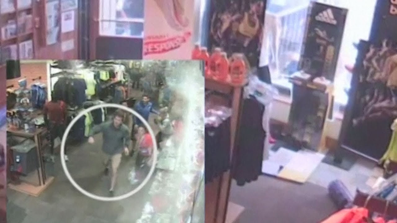 Explosion caught on camera in new Boston bombing footage ...
