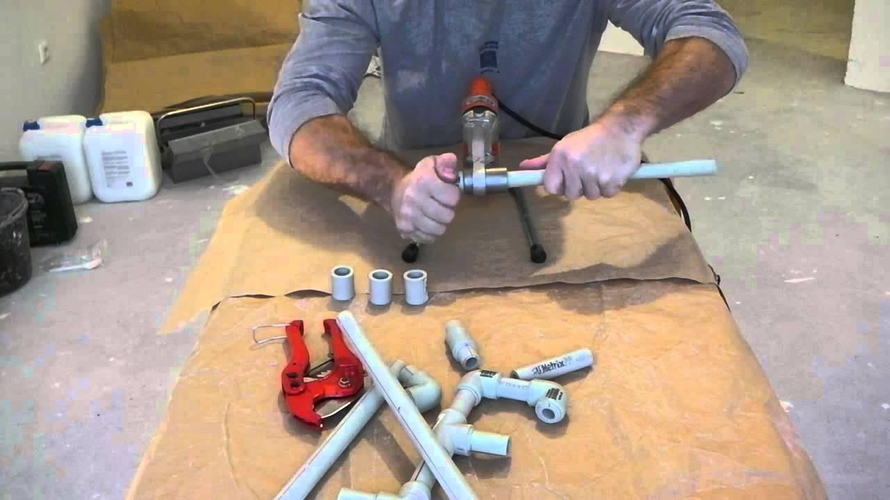 Чем гнуть металлопластиковые трубы. Часть 2. - YouTube