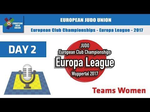 European Club Championships - Europa League - Wuppertal 2017 - day 2