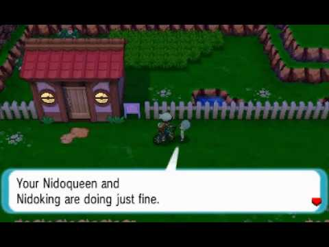 CONFIRMED: Nidoqueen and Nidoking can't Breed! - YouTube