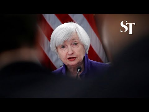 Yellen backs more 'big' stimulus thumbnail