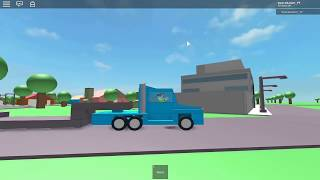 The FIRST GAME CREATED in ROBLOX