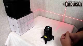 лазерный уровень ADA 2D Basic Level или как померить перепад высот на участке