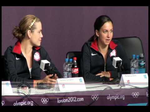 Team USA Olympic Press Conference - USA Swimming