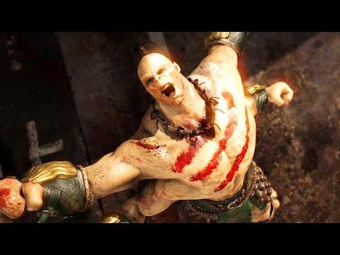 Mortal Kombat X - Goro Klassic Ladder Walkthrough and Ending