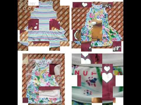 Branded Surplus Stocklot Wholesale Kids Boys Girls Brief Tshirts Garment  Clothing