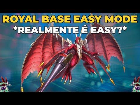ROYAL BASE EASY