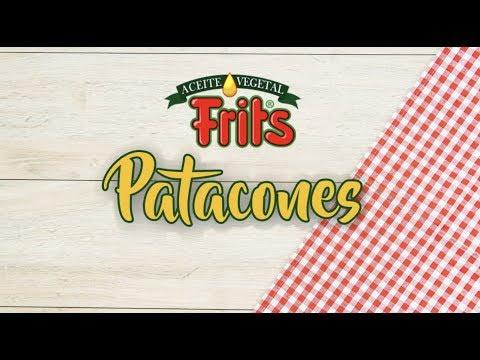 Receta Patacones con Aceite Frits