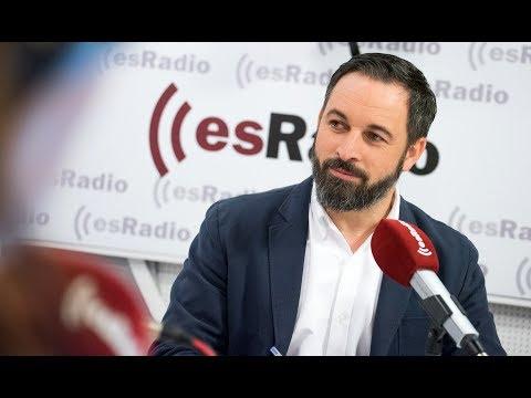 Entrevista a Santiago Abascal: 'La gente viene a los mítines de VOX por España, no por mí'