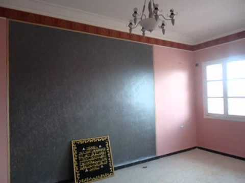 D coration du mur 2012 chelghoum laid by zinou youtube for Interieur algerien