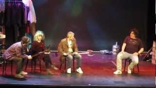 Partička [1080p HD]  - Broadway - Tiskovka - 9.12.12 (17:30)