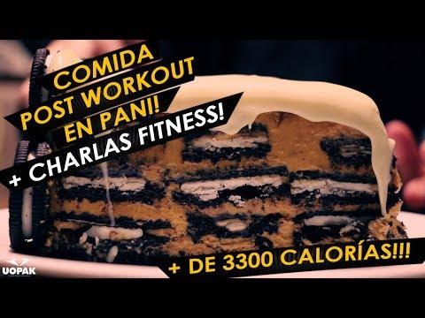 Comida post entrenamiento en Pani + Charlas y Reflexiones Fitness! (Fitness Blog Argentina) (Uopak)