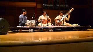raag rageshree by debapriya and samanwaya