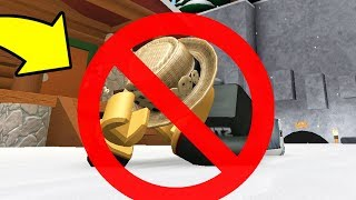OMG! NO CRAWLING CHALLENGE!! (Roblox Flee The Facility)