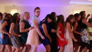 Шикарный танцевальныйконкурс на свадьбе 06.08.17