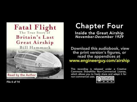 Fatal Flight audiobook: Chapter Four: Inside the Great Airship (6/14)