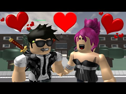 ROBLOX LOVE STORY! - High School Roleplay (Roblox Roleplay With Voices)