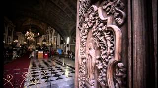 San Agustin Church | Manila  Hotel | Rom & Sharon Wedding Avp By Joel H Garcia