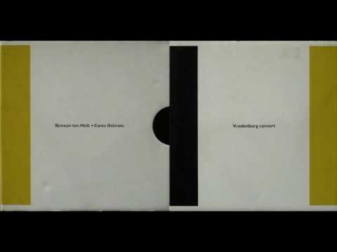 Simeon ten Holt - Canto Ostinato (1979) - Original 1984 Live Recording