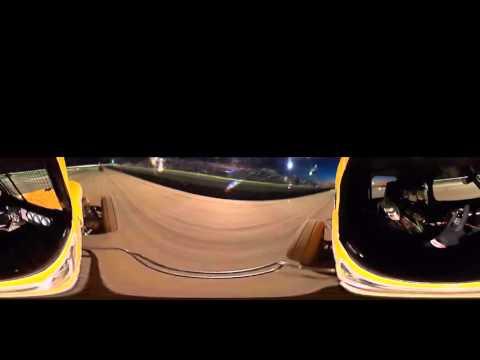 part 1 Ryan Stoy 360 Video DCRST Heat 3 South texas speedway 4-2-16