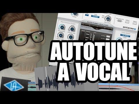 Autotune Vocals in Ableton