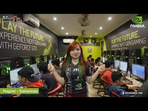 GeForce E-Sports Xtreme Tournament - GEXT Indonesia