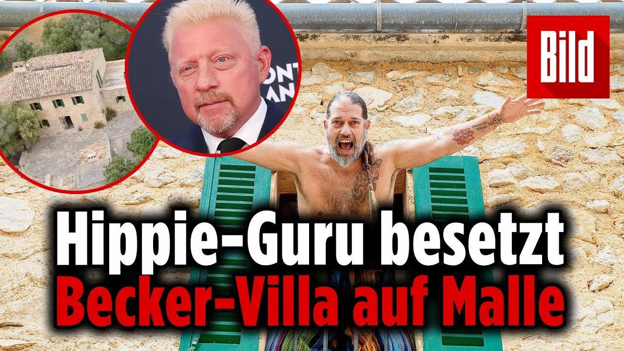 Becker Villa Besetzt