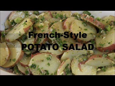Potatoes - How To Make A French-Style Potato Salad Recipe [Episode 141]