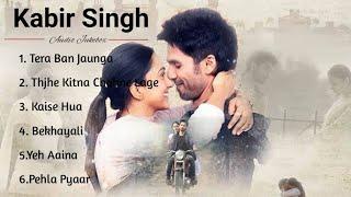 Kabir Singh Full Album Songs   Shahid Kapoor, Kiara Advani   Sandeep Reddy Vanga   Audio Jukebox
