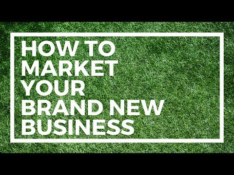 How to Market Your Brand New Lawn Care Business