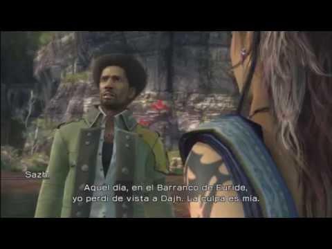 Guía Comentada Final Fantasy XIII HD - Parte 41 - Ciudad de Paddra y Telefigies