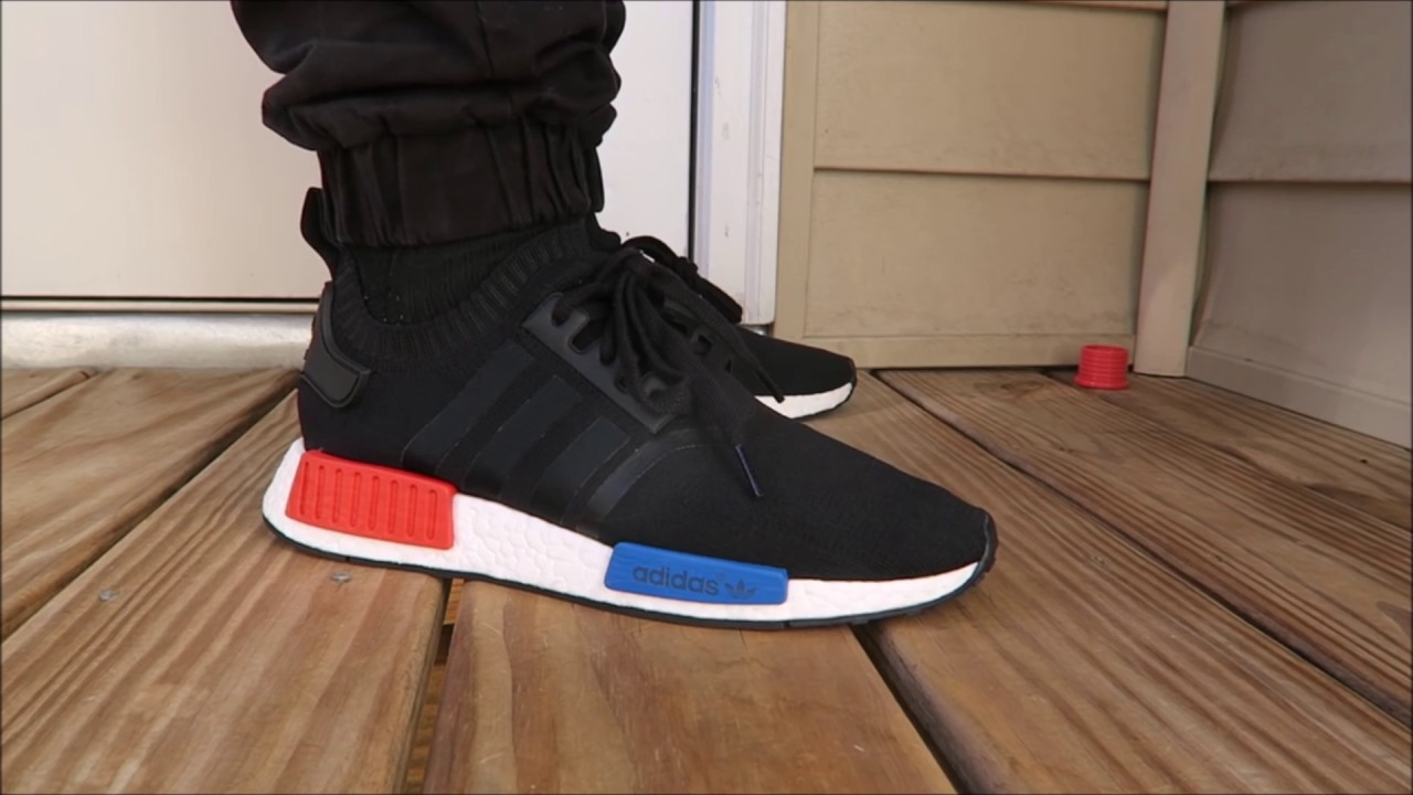 Adidas Nmd Og On Feet