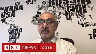 Европарламент президент Шавкат Мирзиёевдан нимани истайди? - BBC Uzbek
