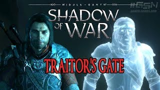 Shadow of War - ACT I: Traitor